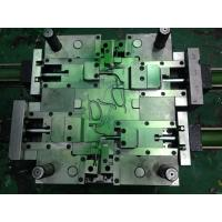 Buy cheap Custom Made Precision Plastic Injection Mould Making Cold Runner S136 Material product