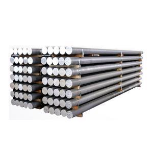 Buy cheap 6063 6061 5005 5052 7075 Aluminum Round Bar , Solid Aluminum Bar 2m / 3m product
