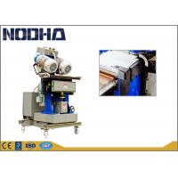 Buy cheap 60mm Cutter Size Plate Edge Milling Machine With Adjustable Bevel Angle product