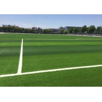 Buy cheap 10mm Pile Synthetic Artificial Grass For Football Ground product