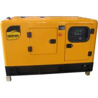 Buy cheap 300kva Soundproof Cabinet Silent Diesel Generator NTAA855-G7 product