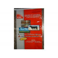Buy cheap Durable Flexo Printed Animal Feed Bags , Fertilizer Woven Pp Sacks For Seed product
