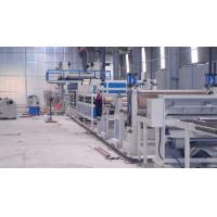 Buy cheap 1Tons - 1.2Tons Aluminum Composite Panel Machine CE Co - Extrusion With 4 Extruders product