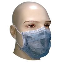 Quality Heath Care 4 Ply Disposable Face Mask Active Carbon 99.8% Bacterial Filtration Efficiency for sale