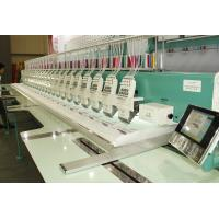 Buy cheap 12 heads high speed embroidery machine from wholesalers