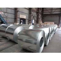 China Construction Thin Galvanized Steel Sheet In Coil Hot Dipped For Roofing on sale