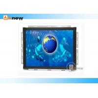Quality 19 inch anti vandalism industrial open frame saw touch monitor for sale