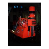 Quality High Torque 6150N.m Core Drill Rig , Water Well Drilling Equipment for sale