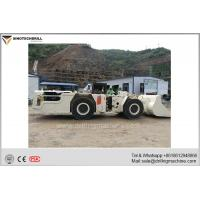 Buy cheap Diesel Underground Mining Loader for Loading Hauling Dumping Operation product