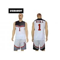 Buy cheap Men's Sublimation Customized Youth Sports Jersey New Model For Sale product
