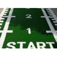 Buy cheap Indoor Fake Grass Synthetic Interlocking Artificial Turf product