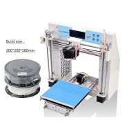 Buy cheap Small Hotbed DIY Reprap Prusa 3D Printer Self Assembly Commercial Grade product