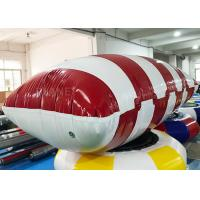 Buy cheap Funny Customized Inflatable Water Catapult Blob Jumping Pillow For Lake product