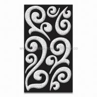 Buy cheap 3D Puffy Flourish Stickers, Safe and Non-toxic, Suitable for Children product