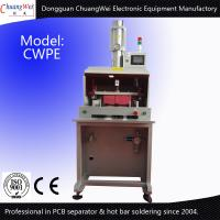 Buy cheap Pneumatic PCB Punching Machine For Iphone 6 Plus Date Line Assembly from wholesalers