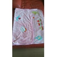 Buy cheap polyester fleece cartoon print children blanket fabric (baby sac )/size 80X100CM product