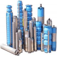 Buy cheap Multiple Stage Deep Well Electric Submersible Water Pump with 80 - 180 m Pump Capacity from wholesalers