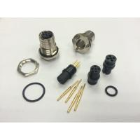 Buy cheap M12 Overmolding Cable Assemblies from wholesalers
