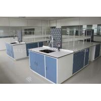 Chemical Resistant Countertops Lab Furniture For Medical