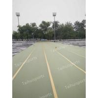Buy cheap Gymnastic Foam Artificial Grass Shock Pads Water Drainage Three Layers product