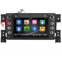 Quality 800*400 Resolution Car Cd Dvd Player , LCD Car Stereo For Suzuki Grand Vitara for sale