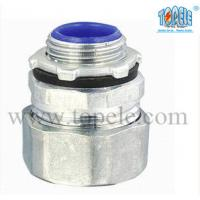 """Buy cheap 1-1/2"""" Zinc Male Electrical IMC Pipe Connector For Rigid Compression Fittings product"""