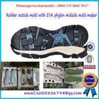 Buy cheap Comfortable Outsole Mold  Die Casting Single / Multi Cavities product