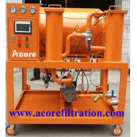 Buy cheap Vacuum Dehydration Oil Purification Systems Manufacturer,Oil Purifying Machine product
