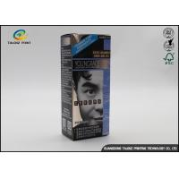 Buy cheap Glossy Custom Printed Packaging Boxes For Fashion Hair Dye Product from wholesalers