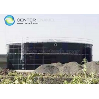Buy cheap 0.35mm Glass Lined Steel Water Tank For Agriculture Water Storage product