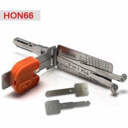 Buy cheap ALK Hon66 smart 2 In 1 Auto Pick Decoder hon66 locksmith for honda product