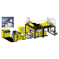 Buy cheap Low Noise Air Bubble Sheet Machine , Air Bubble Film Making Machine For HDPE / from wholesalers