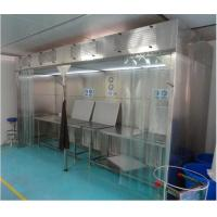 Buy cheap Electrolysis Plate Dispensing Booth For Dangerous Chmicals SS316 Material product