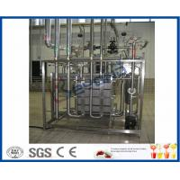 Buy cheap UHT Plate Type Dairy Pasteurization Equipment / Htst Pasteurization Equipment product