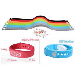 China 2015 Activity tracker w5 smart bracelet watch monitor bracelet bluetooth pedometer on sale