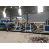 Buy cheap Coil Coating Aluminum Composite Panel Production Line 1.0mm - 5.0mm thickness 1220mm - 2050mm width product