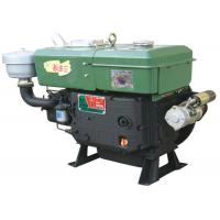 Buy cheap S1136 36hp Small One Cylinder Diesel Engine For Walking Tractor , 23kw Rated from wholesalers