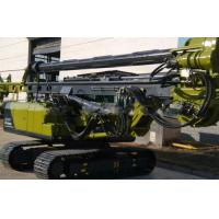 Quality 60 KN.M Max Torque Hydraulic Pile Driving Equipment Rental With CAT Chassis for sale