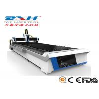 Buy cheap Thickness 20mm Metal Laser Cutting Machine PC Control Customize Design product