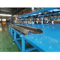 Quality 18 stations Solar Roll Forming Machine , 1.0 - 3.0mm Omega purlin making machine for sale