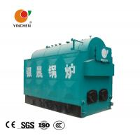 Buy cheap Single Drum Industrial Coal Fired Steam Boiler Yinchen Brand DZL Series product