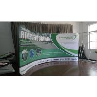 Buy cheap 10Ft Aluminum Stand Tension Fabric Displays , affordable booth displays for trade shows product