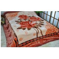 Buy cheap Soft 100% Acrylic Blanket Double Printed 200X230CM For Home / Hotel product