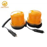 Quality Revolving & Flashing Amber Car Emergency LED Strobe Warning Lights High Brightness for sale