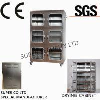 China Desiccant Nitrogen Dry Box Rustproof Floor standing , Dehumidification on sale