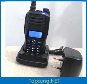 China 10W Power dual band VHF UHF two way radio transmitter 589 on sale