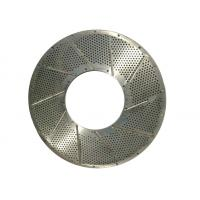 Buy cheap Stainless steel perforated circular screen plate for pape rmaking industry product