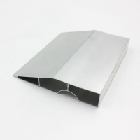 Buy cheap Mill Finish 6M Ladder Step Extruded Aluminum Profiles product