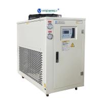 Buy cheap Best Price For Brewing Equipment Partner Air Cooled 5HP Glycol Water Chiller For from wholesalers