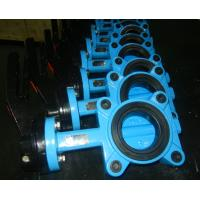 Buy cheap Flange Tamper Switch Butterfly Valve , Wafer Rectangular Butterfly Valve from wholesalers
